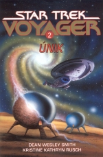 Smith D.W.,Rusch K.K.- Star Trek Voyager - Únik