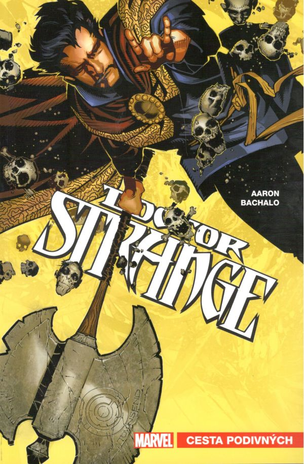 Aaron I.,Bachalo H.- Doctor Strange 1 - Cesta podivných