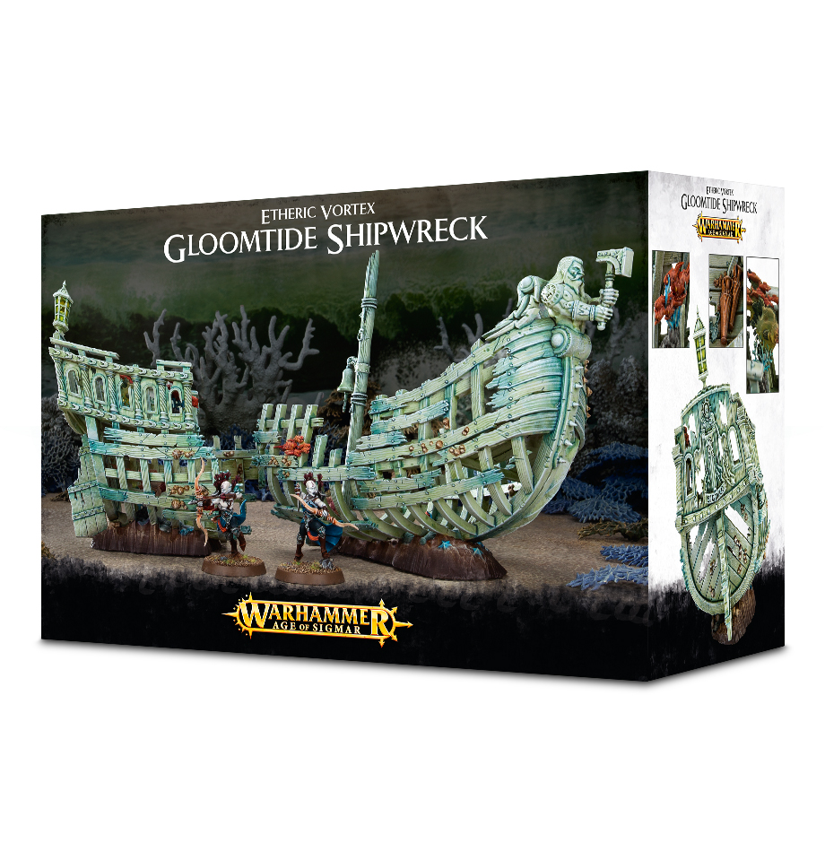 AoS - Etheric Vortex: Gloomtide Shipwreck