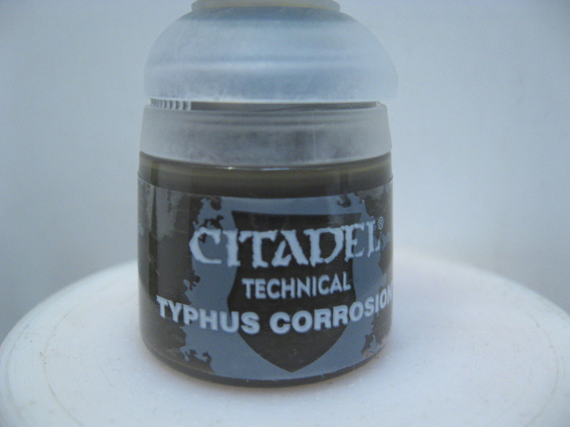 Citadel Technical - Typhus Corrossion