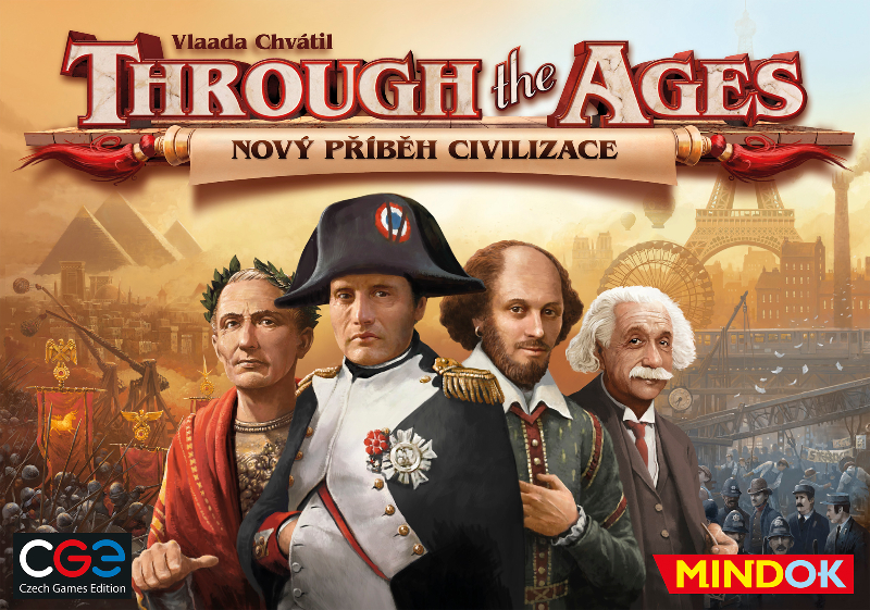 Through the Ages: Nový příběh civilizace