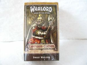 Warlord - Campaign Edition - Dwarf Warlord