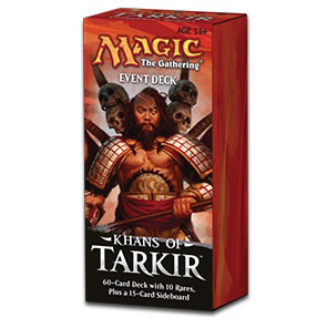 Magic Event Deck - Khans of Tarkir