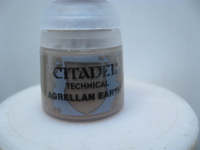 Citadel Technical - Agrellan Earth