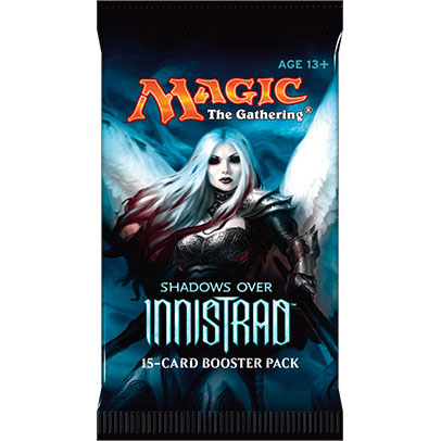 Magic TG booster - Shadows over Innistrad