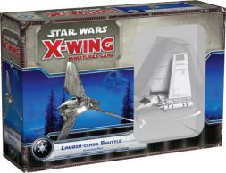 Star Wars X-Wing: Lambda–class Shuttle Expansion Pack