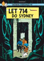 Hergé - Tintin - Let 714 do Sydney