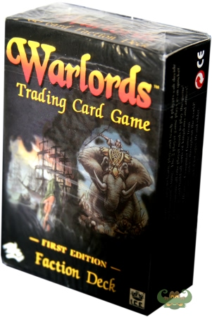 Warlord - First Edition Faction Deck