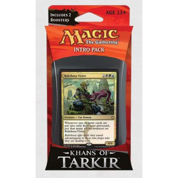 Magic Intro Pack Khans of Tarkir - Sultai Schemers