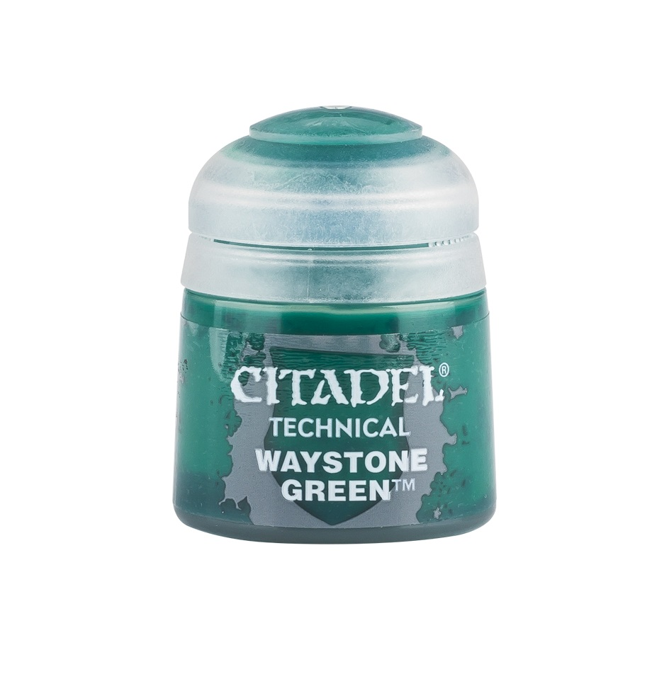 Citadel Technical - Waystone Green