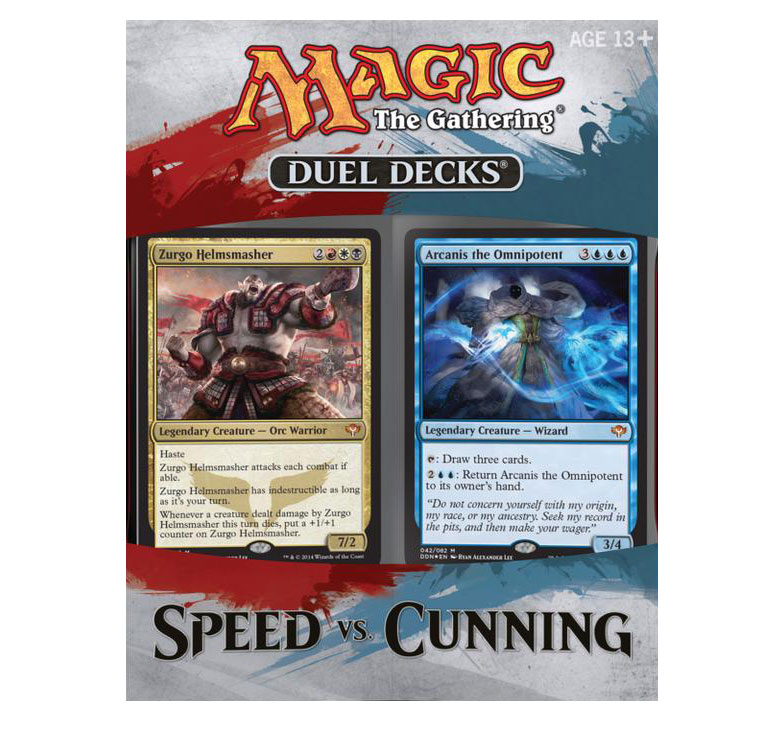 Duel Deck - Speed vs. Cunning