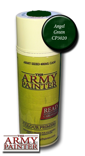 AP - Primer Spray Angel Green