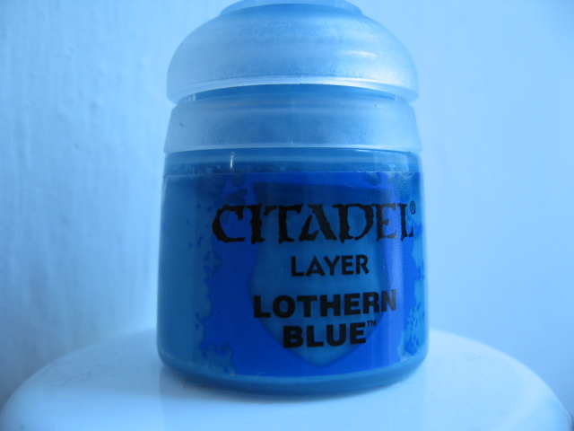 Citadel Layer - Lothern Blue
