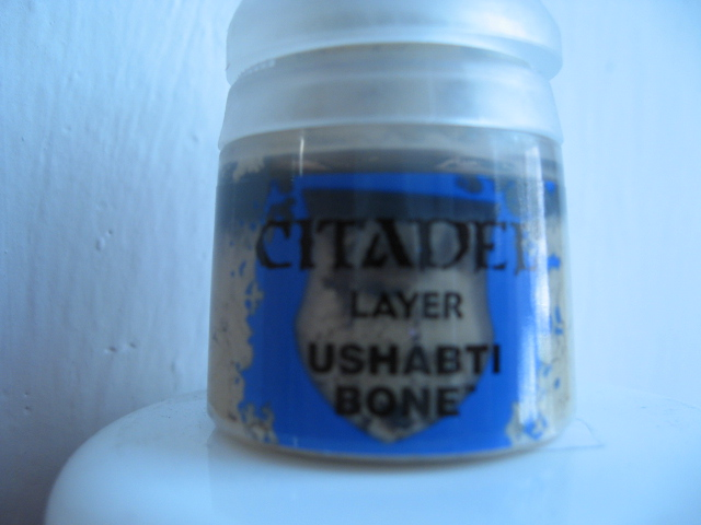 Citadel Layer - Ushabti Bone