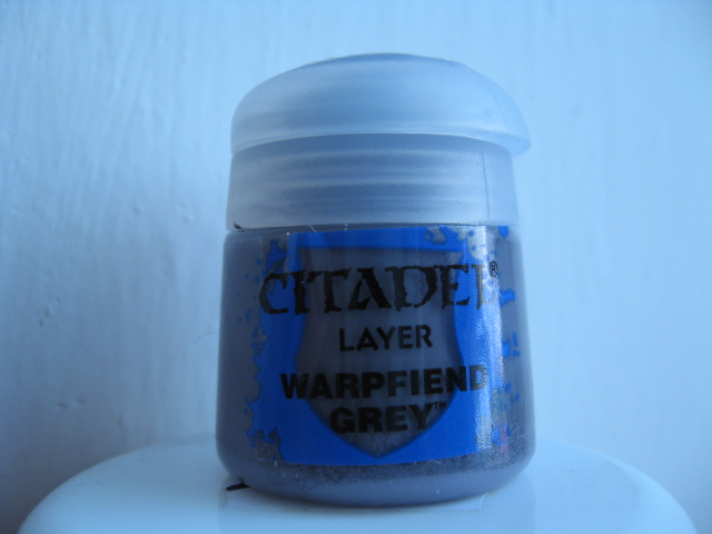 Citadel Layer - Warpfiend Grey