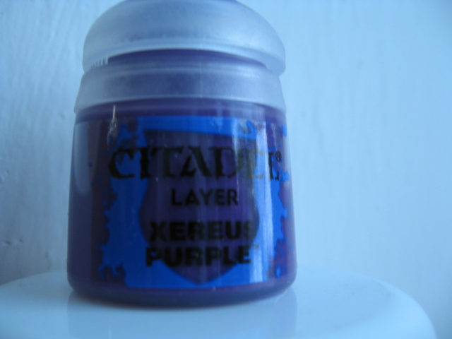 Citadel Layer - Xereus Purple