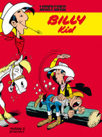 Goscinny R.,Morris-Lucky Luke-Billy Kid