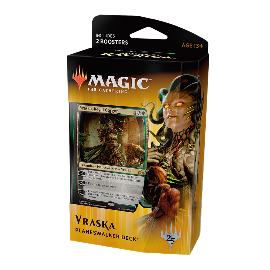 Magic tG - Guilds of Ravnica - Planeswalker Deck - Vraska