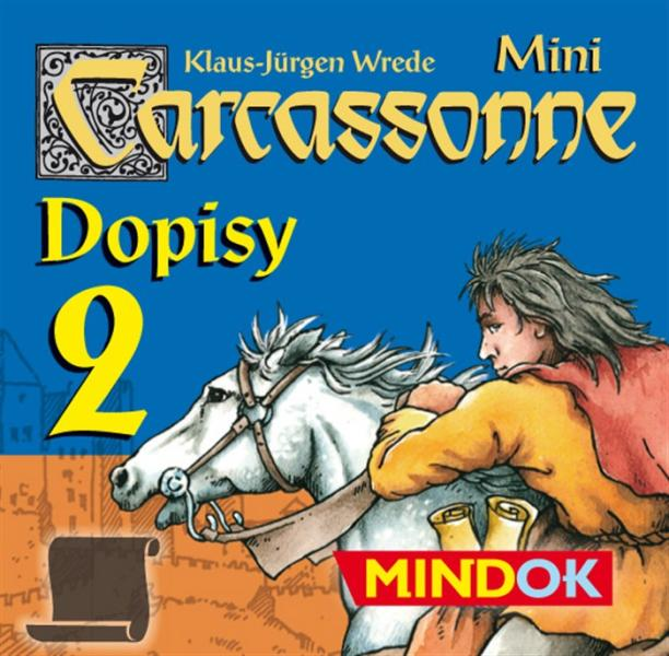 Carcassonne Mini 2 - Dopisy