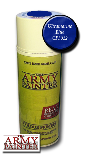 AP - Primer Spray Ultramarine Blue