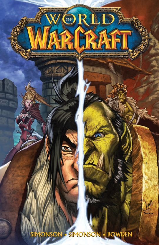 Simonson W. a L.- World of Warcraft III