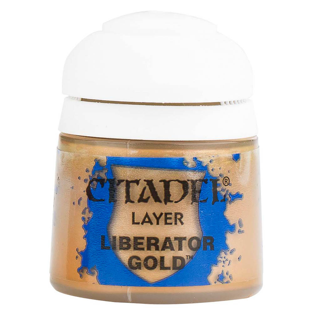 Citadel Layer - Liberator Gold