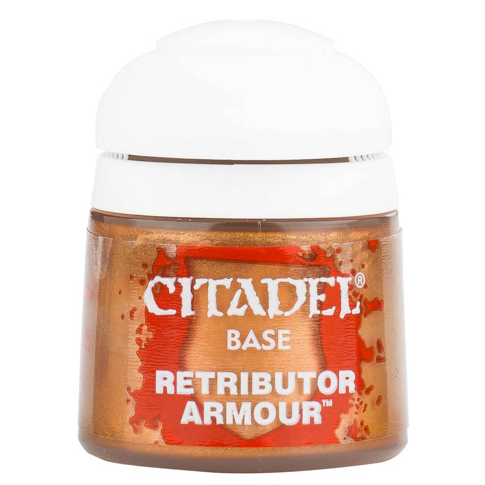Citadel Base - Retributor Armour