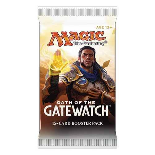 Magic TG booster - Oath of The Gatewatch