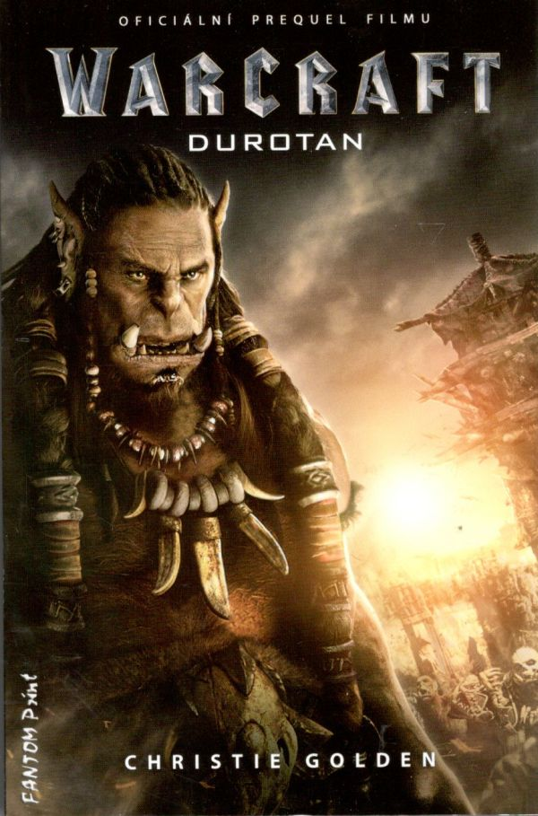Golden Ch.- Warcraft - Durotan