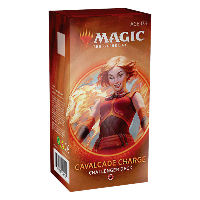 Magic tG - Challenger Deck 2020 - Cavalcade Charge