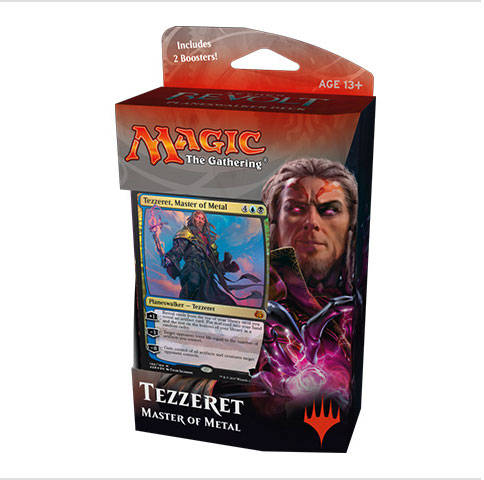 Magic Aether Revolt - Planeswalker Deck - Tezzeret