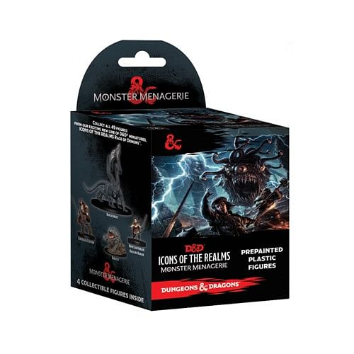 Dungeons and Dragons Miniatures: Icons of the Realms Monster Menagerie