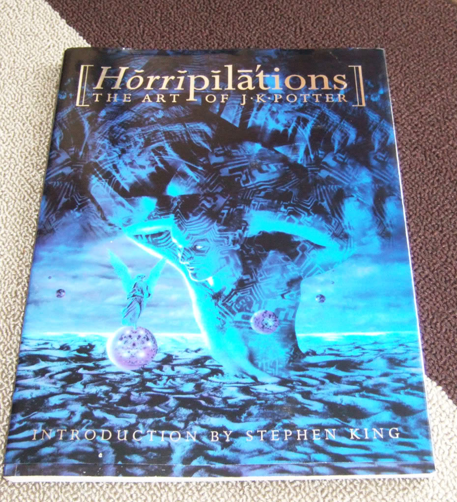 Horripilations - The Art of J.K.Potter
