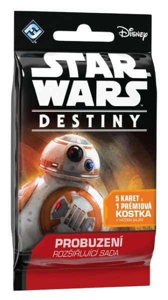 Star Wars - Destiny - Probuzení