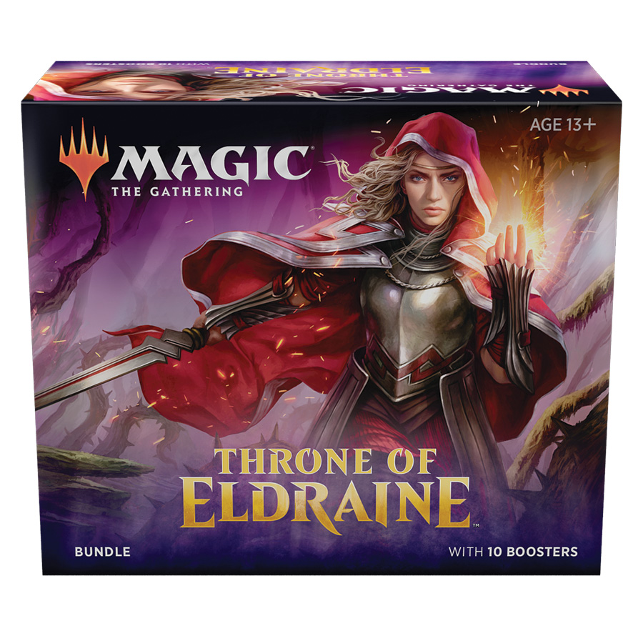 Magic tG Throne of Eldraine Bundle