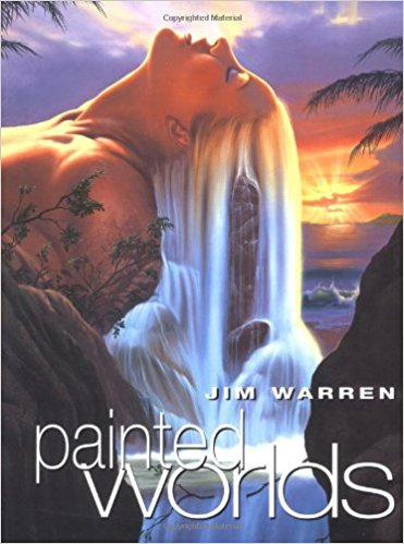 Painted Worlds - Jim Warren