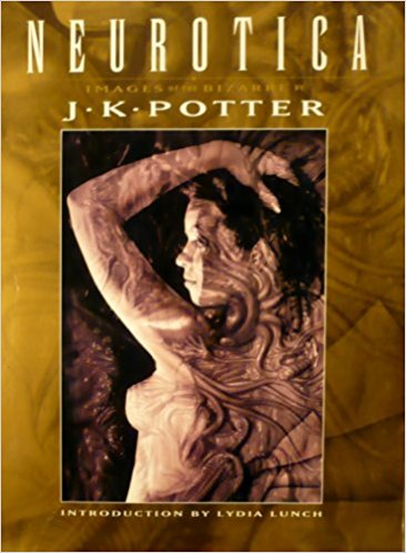Neurotica: The Darkest Art of J.K.Potter