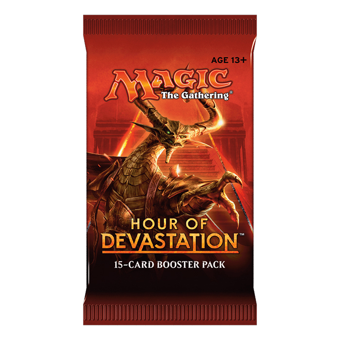 Magic tG Booster - Hour of Devastation