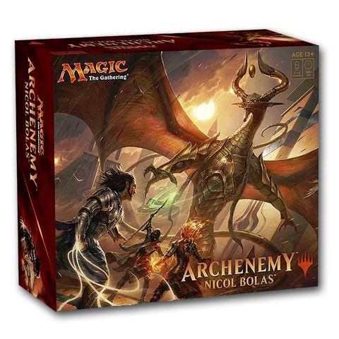 Magic tG - Archenemy - Nicol Bolas