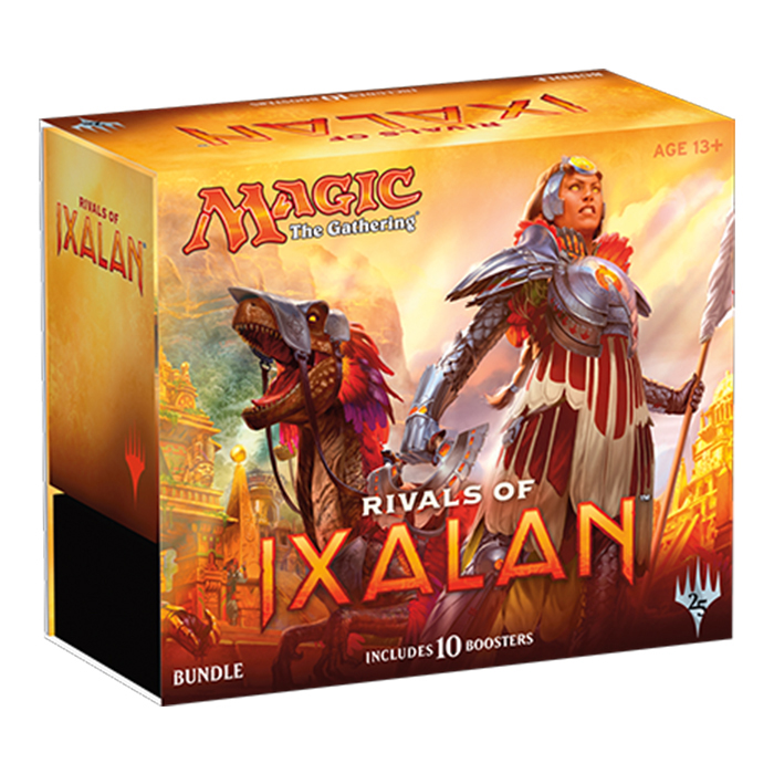 Magic tG - Rivals of Ixalan - Bundle