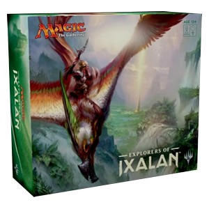 Magic tG - Explorers of Ixalan