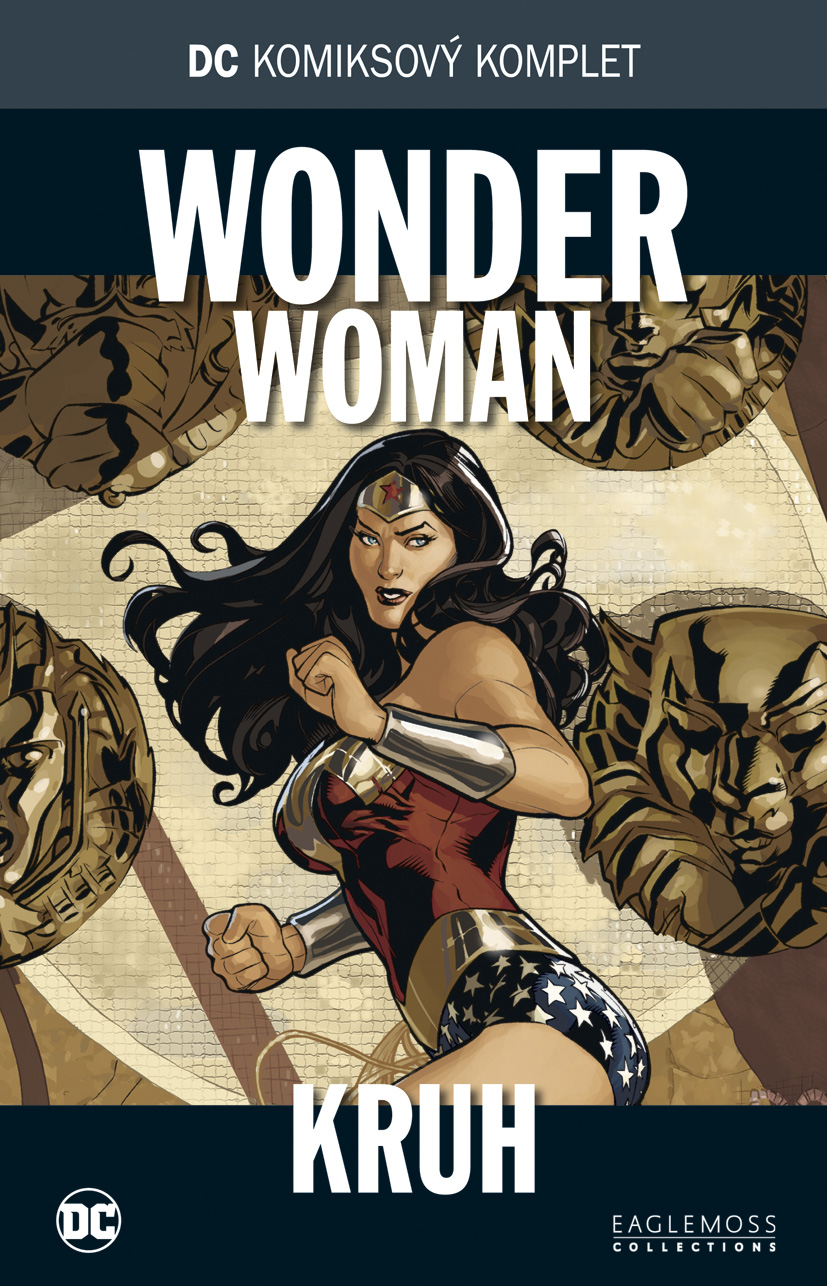 DC 30: Wonder Woman - Kruh