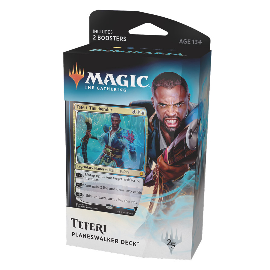 Magic tG - Dominaria - Planeswalker Deck - Teferi