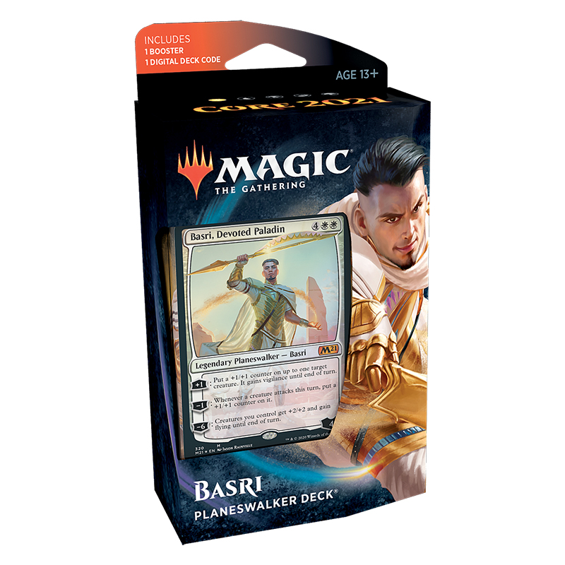 Magic tG 2021 - Planeswalker Deck - Basri