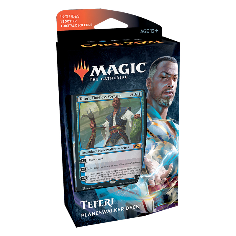 Magic tG 2021 - Planeswalker Decka - Teferi