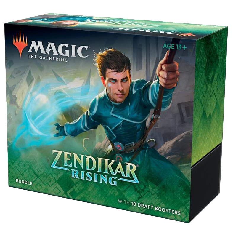 Magic tG - Zendikar Rising bundle