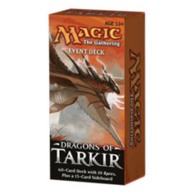 Magic tG Dragons of the Tarkir - Event Deck