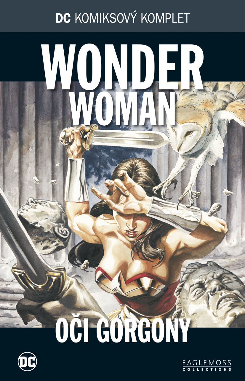 DC 46: Wonder Woman - Oči gorgony