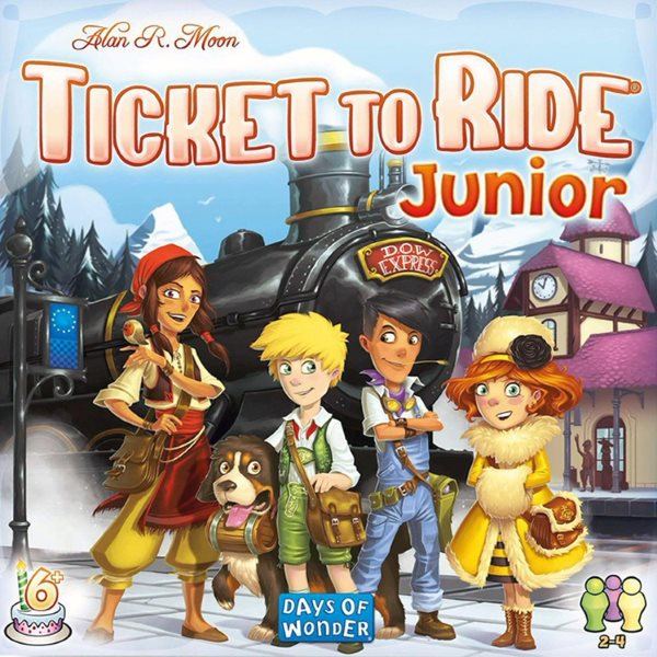 Ticket to Ride - Junior
