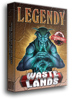 Wastelands - Legendy